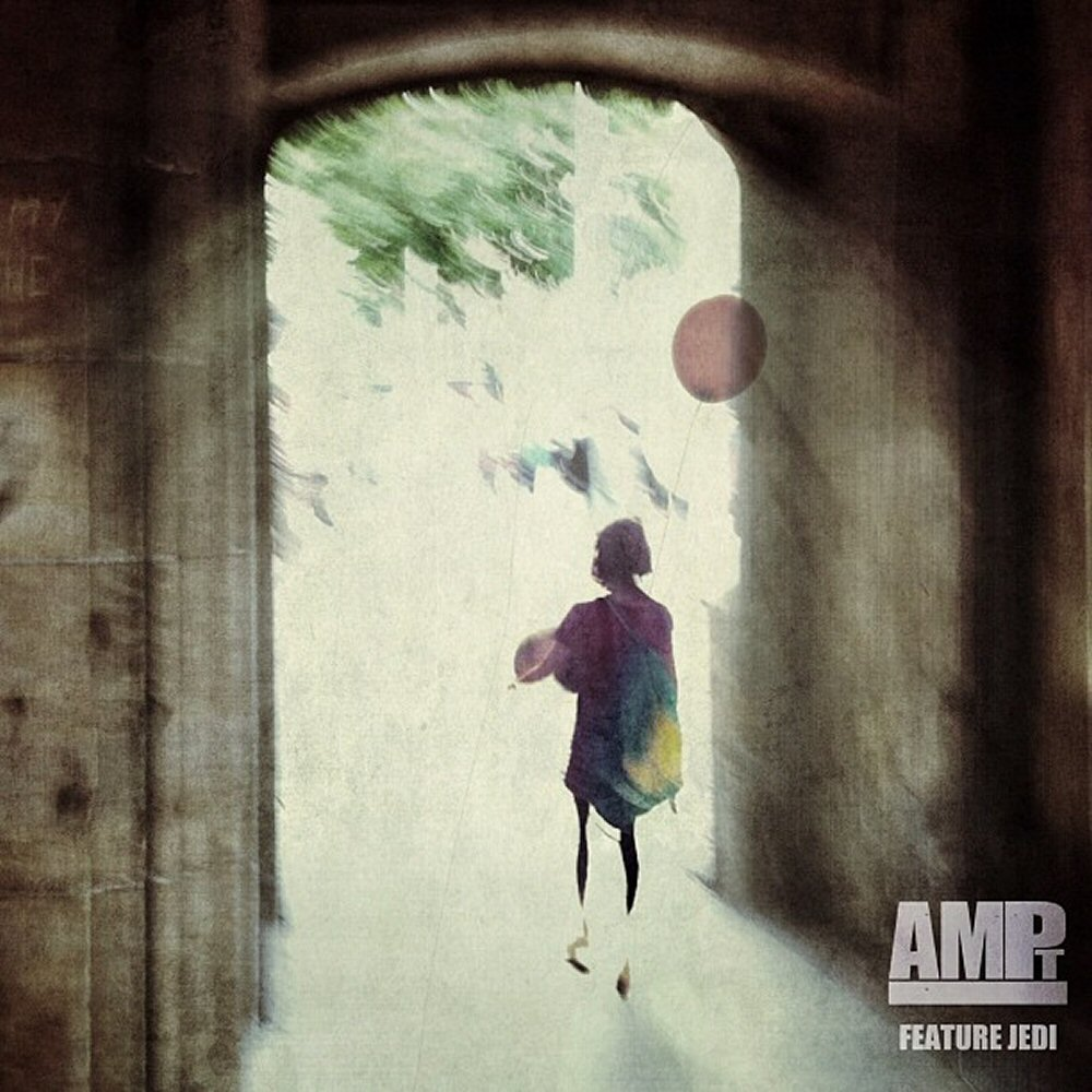 Through the Arches iPhoneography - AMPt Jedi