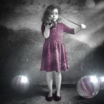 iPhoneography- video - Violin Girl (surreal)